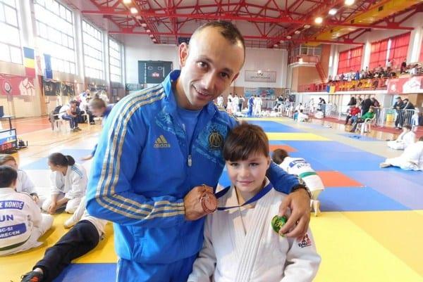 """Un fost campion european preia secția de judo a Unirii Sântana! Primul obiectiv al lui Rus: """"Să aducem cât mai mulți copii la sală!"""""""
