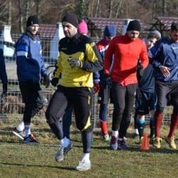 """""""Sămădăii"""" au defilat în penultimul amical al iernii: Păulișana Păuliș - Gloria Lunca Teuz Cermei 1-6"""