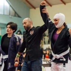 Diana Hetco a luat aurul la Cupa României de Jiu Jitsu Brazilian, alți cinci arădeni au urcat pe podium!