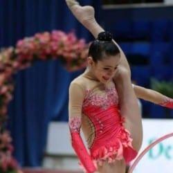 Sonia Ichim a luat bronzul la primul concurs internațional de gimnastică ritmică din 2018