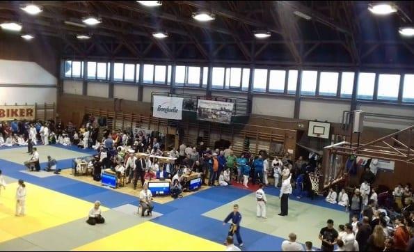 Micii judoka de la patru cluburi arădene s-au remarcat la concursurile din Ungaria