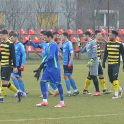 Livetext, amical: UTA -Șoimii Lipova 4-0, final