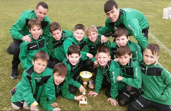 Academia Brosovszky a ratat la penalty-uri câștigarea unuia dintre turneele de calificare ale Champions Trophy Cup Under 10