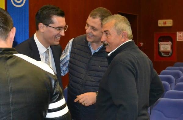 """""""Mister"""" către prietenul Burleanu: """"Să-și trimită oamenii pe teren, să vadă unde se joacă fotbalul de Liga 2-a!"""""""