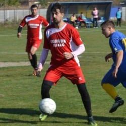 Meci întors din faze fixe: Frontiera Curtici - Șoimii Șimand 1-2