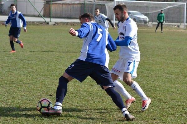 Depășiți pe final peste Graniță: Mako - Național Sebiș 2-1