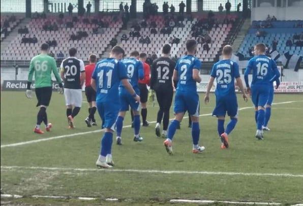 Livetext, Liga 3-a: ACS Șirineasa - Național Sebiș 1-1, final