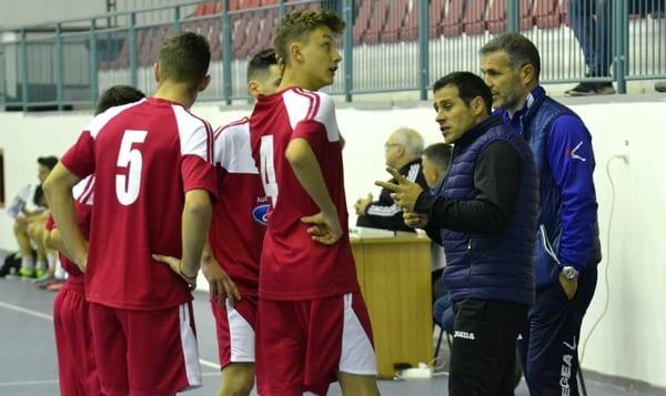 Șimandul termină cu capul sus turneul final al Cupei României la futsal, Deva și Călărași joacă pentru trofeu mâine