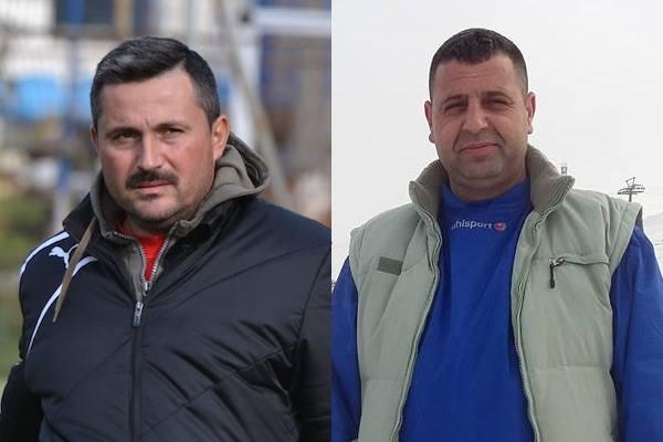 O primă confruntare între Criș - Bustuchin: Antrenorii Abrudean și Dinu vorbesc despre posibilitatea de a se întâlni în barajul de promovare în Liga a 3-a!!