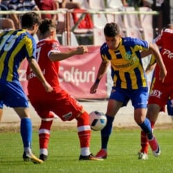 """Nici vorbă de baraj într-un Călărași - UTA! Dunărea vrea să promoveze direct, """"roș-albii"""" luptă pentru supraviețuirea în Liga 2-a"""