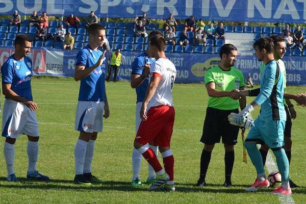 """Lipova, din derby în derby acasă! Vineri găzduiește Sebișul, iar căpitanii Vasinc și Siminic anunță: """"Nu ne mulțumim cu puțin!"""""""