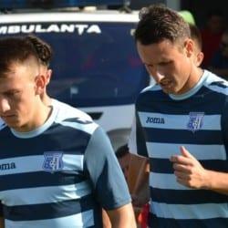 Prim divizionarele județene la ultimele teste înainte de meciurile pe puncte: Pecica și Păuliș au pierdut la limită în Timiș, 7 goluri la Vladimirescu