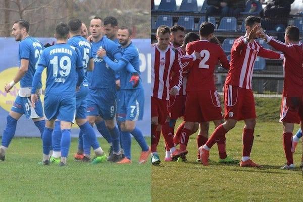 """Derby cu repetiție pentru punctele reabilitării la Sebiș și Cermei! Cojocaru: """"Să ne respectăm!"""" v.s. Anca: """"Jucăm ori de câte ori ne cere Federația!"""""""