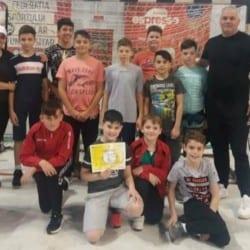 Juniorii IV ai HC Beldiman au făcut pasul spre semifinalele naţionale