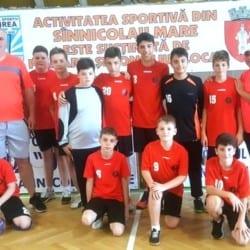 Handbalul arădean scoate capul în lume: HC Beldiman joacă turneul final rezervat juniorilor IV