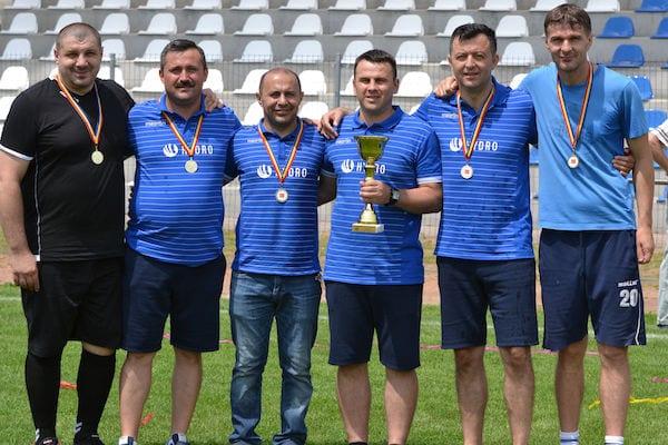"""Crișul Chișineu Criș încheie cel mai bun an din istoria clubului: """"Rețeta e simplă, stabilitatea asigurată de autorități, munca antrenorilor și grupul unit și valoros"""""""