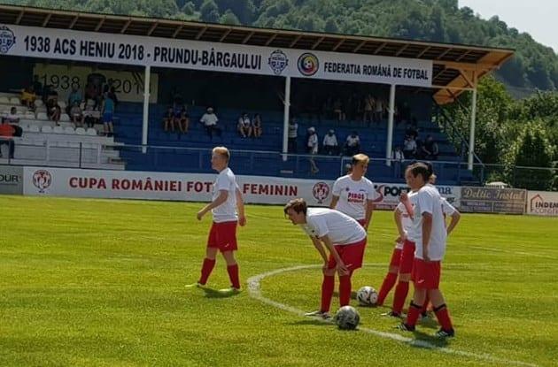 Cupa României - o pălărie (încă) prea mare pentru Piroș Security