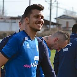 """Ex. stelistul Onțel, la cota 8 goluri în tricoul Naționalului: """"Mă simt bine la Sebiș, mă bucur că echipa are rezultate"""""""