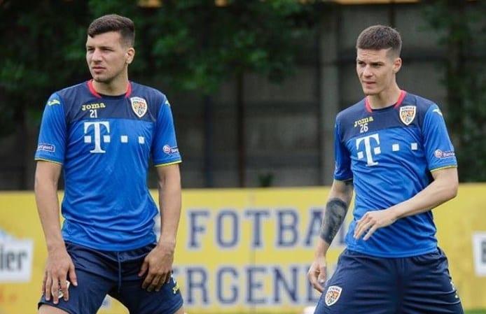 Arădenii Țucudean și Man, cot la cot în tricoul echipei naționale! România joacă cu Chile și Finlanda în direct pe PRO TV
