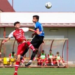 Finala Ligii Elitelor rămâne un vis frumos: Viitorul Constanța - UTA Under 17  4-0