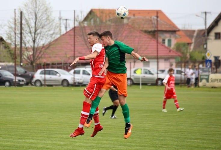 Finală de Cupă adjudecată după prima manșă: UTA Under 17 - Ardealul Cluj  6-0