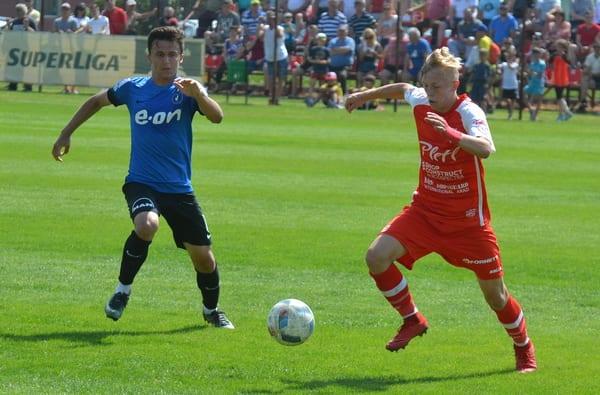 Puțin mai departe de finala Ligii Elitelor: UTA Under 17 - Viitorul Constanța 0-1