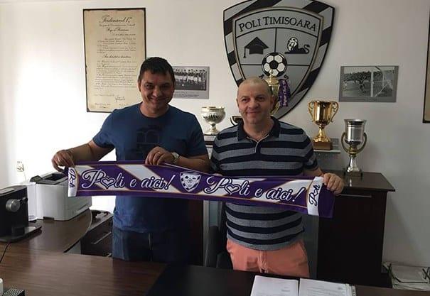 După despărțirea de Neaga, ASC Poli merge pe mâna lui Ganea cu obiectiv promovarea în Liga 1