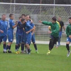 Între cele mai bune 8 echipe din țară la juniori A1: CS Ineu - Barcău Nușfalău 5-2
