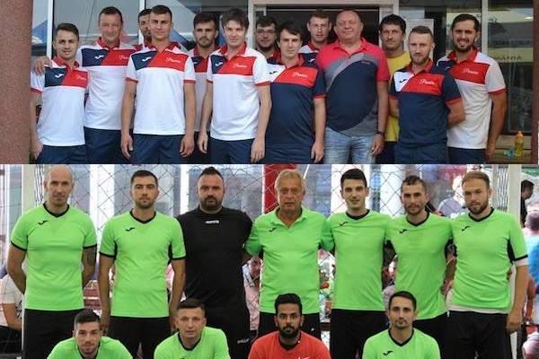 "Premiere și Luciano merg braț la braț la turneul final de minifotbal! Șimleul Silvaniei e campioana ""zonei"" de la Arad"