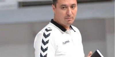 Orădeanul Sebastian Tudor e noul antrenor al handbalistelor de la Crișul, Snakovschi, Tudose și Damian – primele transferuri