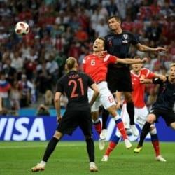 Brazilianul Rusiei, înger și demon! Gazda Mondialului se predă la ultima suflare în fața semifinalistei Croația
