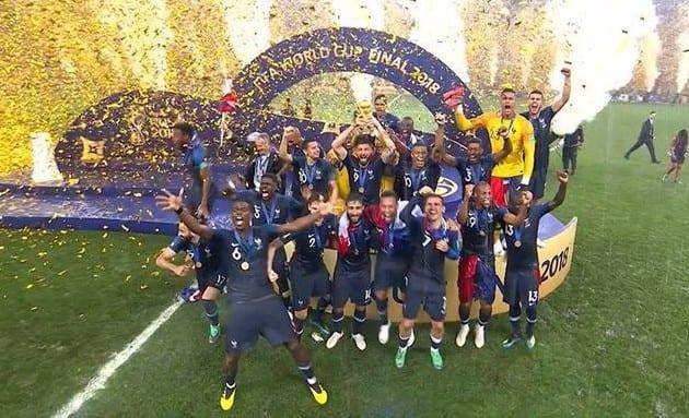 """Nu a fost loc de surprize în finala Campionatului Mondial: Franța este """"regină"""" în fața inimoșilor croați"""