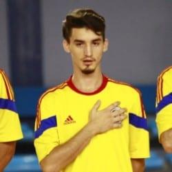 """Arădeanul Iovescu - sub """"tricolor"""" la europenele de futsal pentru persoanele cu diabet"""