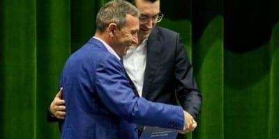 """Dan Oprescu, al doilea antrenor arădean cu Licență PRO după Ionuț Popa: """"O mândrie, dar studiile trebuie puse în practică prin rezultate"""""""