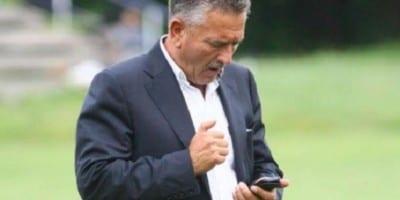 """După fundașul Vădrariu și mijlocașul Oprea, impresarul Cristea Opria l-a """"dotat"""" pe Popa și cu un atacant: Sorin Petre are 1,91 metri și vine din Italia"""