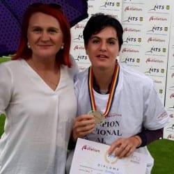 """Atletism: """"Studenta"""" Cristina Simion e noua campioană națională în proba de 10 mii de metri"""
