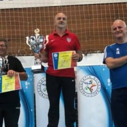 """CS Universitatea Arad a luat """"argintul"""" la Cupa României de judo rezervată seniorilor! Podelenczki - pe prima treaptă a podiumului la individual"""