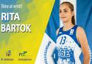 Internaționala de junioare, Rita Bartok, variantă sub panoul ICIM-ului