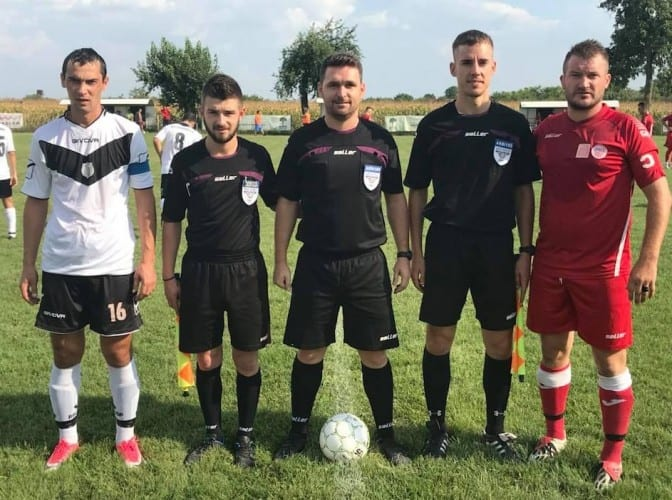 Zărand și FC Sântana au făcut scorurile fazei întâi a Cupei României - faza județeană