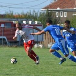 Livetext, Cupa României, turul 3: Gloria LT Cermei - Șoimii Lipova 2-1, final