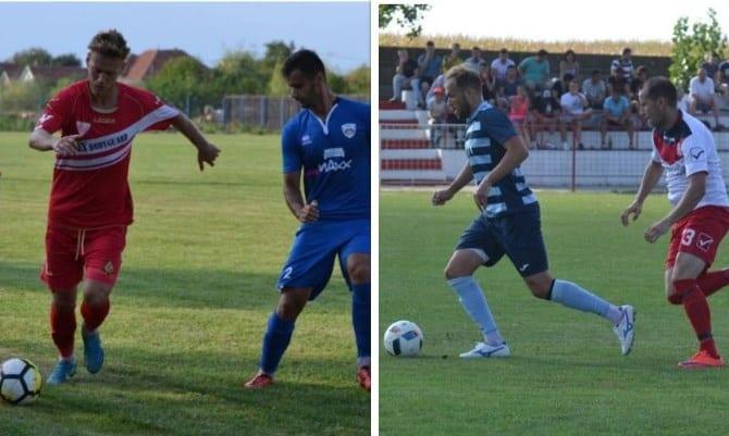 FOTO Cupa României: Cermei - Sebiș 2-0 și Zăbrani - Lipova 1-2