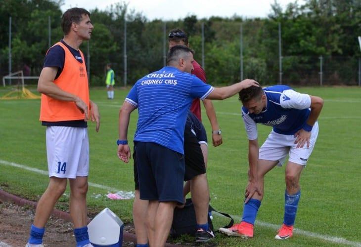 360 de minute estivale fără gol primit: Crișul Chișineu Criș - Unirea Sântana 2-0