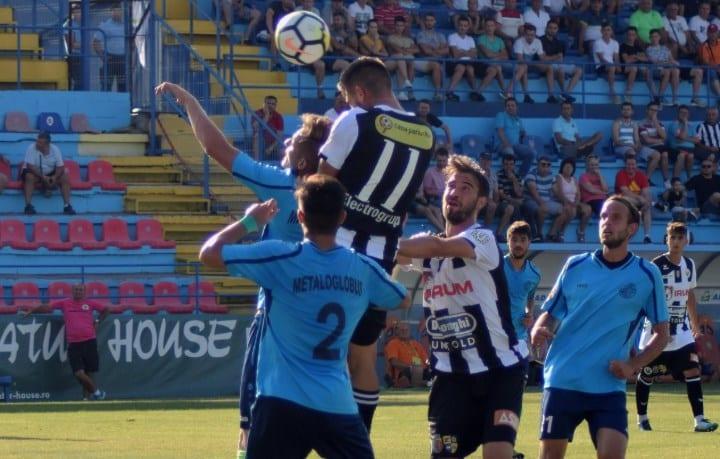 """Liga a II-a, etapa a 3-a: Hlistei și Buia o duc pe Snagov la cota 7, arădeanul Gavra - """"dublă"""" pentru U. Cluj în derby-ul rundei"""