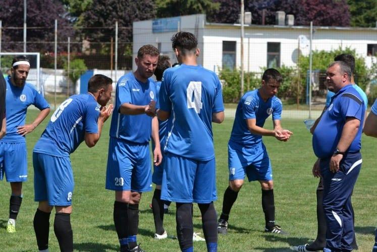 De data aceasta le-au ținut piept vecinilor: CS Ineu - Național Sebiș 2-2