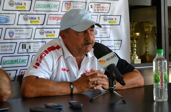 """Popa, despre obiectivul personal la UTA: """"Am rămas acasă pentru a face cât mai repede o echipă cât se poate de bună la Arad. Cei noi trebuie să demonstreze!"""""""
