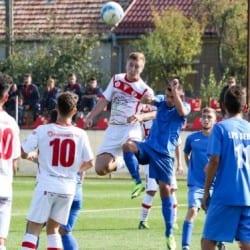 Poftă de goluri la al patrulea succes în preliminariile Ligii Elitelor: UTA Under 19 - LPS Sebeș  8-0