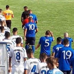 Succes mic la final de cantonament: Național Sebiș - Păulișana Păuliș 3-2