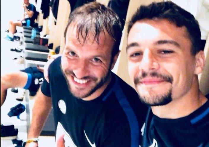 """Petre și-a tras coechipier de lux: Olandezul Van der Vaart, responsabil cu """"assisturile"""" pentru tânărul atacant arădean"""