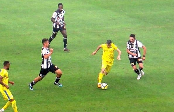 Liga a II-a, etapa a 8-a: U. Cluj bate Petrolul în derby și o mai coboară un loc pe UTA, Aerostarul și Luceafărul produc surprizele etapei
