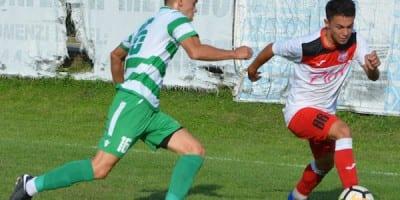 """Roșu mai ia un """"arădean"""" sub """"tricolor"""", lângă utistul Miculescu: Dennis Rusu – convocat în premieră la lotul național Under 18"""